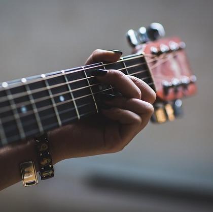 ギター ネック 木材