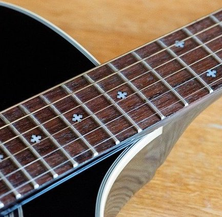 ギター フレット